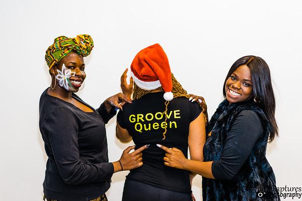 Afiwi Groove Christmas 2017
