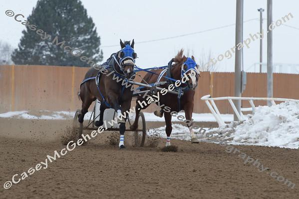 Silver Creek Chariot Racing - Jan. 01