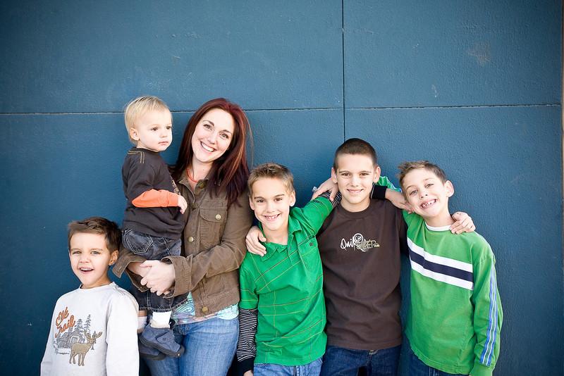 Flamm Family 2009