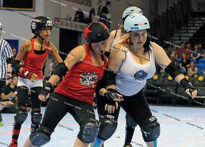 SCDG Sugar Skulls vs. Hollister - Mar 9th, 2014