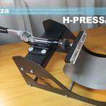 SKU: H-PRESS/CUP, Cup and Mug Press and Lock Standfor Heatware Heat Press