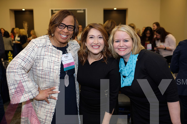 HERWorld19 VIP Reception with Randi Zuckerberg