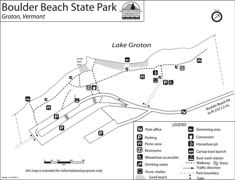 Boulder Beach State Park