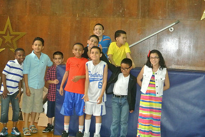 2014-Holy Cross CYO basketball league