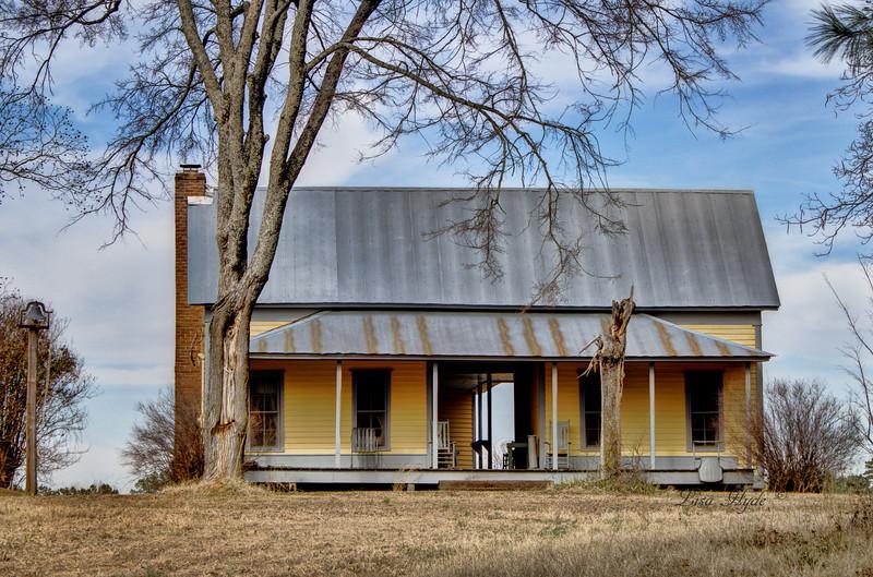 Shelton-Lockeby House, Murfreesboro, AR ca. 1905