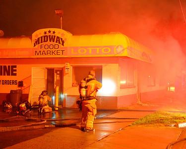 Working Fire, 990 8 Mile (Ferndale [MI] FD)