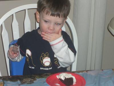 Andy's Third Birthday