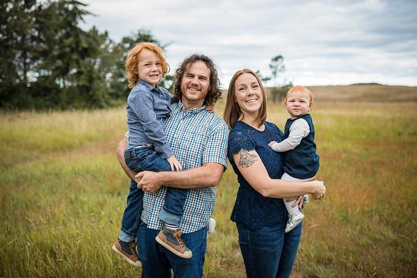 Caverly Family