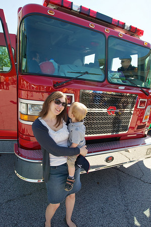 Touch A Truck Day 2011