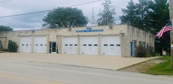 Ashippin fire department