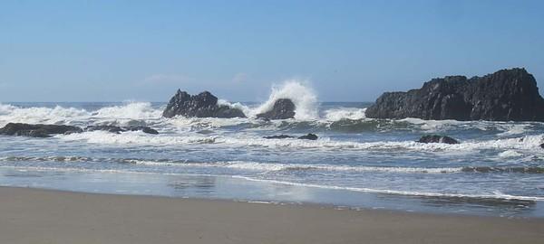 By the ocean [Vivienne]