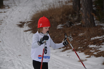 Iola Winter Sports Club - Cross Race:  February 7, 2015