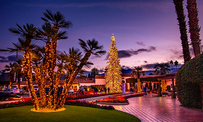 Palm Springs - La Quinta Resort Night Shots