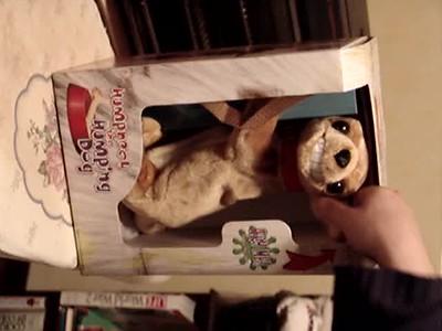 2003-12-25 Christmas Videos Mom & Paul