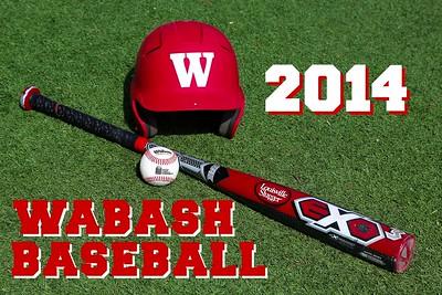 2014 Wabash Baseball
