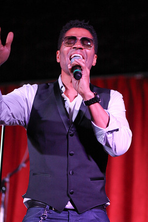Refuge Shrine Jaguar/Eric Benet