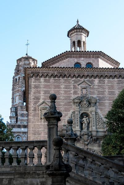 Pueblo Espanol - Iglesia de las Carmelitas