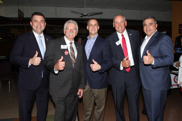 Trump Club 45 PBC Meeting  - Corey Lewandowski  & David Bossie - February 2019