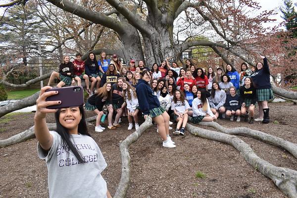 Senior Class College Photo