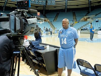 2019 Unified Rivalry Basketball Game Duke vs UNC