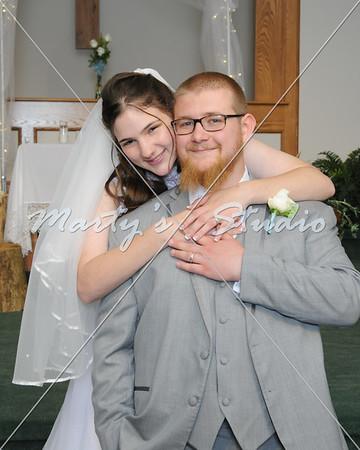 Brianna and Anthony