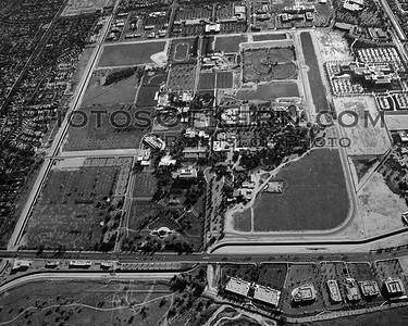 Aerial City of Bakersfield