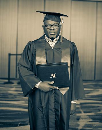 Lando Graduation Pics