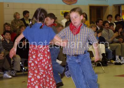 Flander's School - Ho Down - March 27, 2001