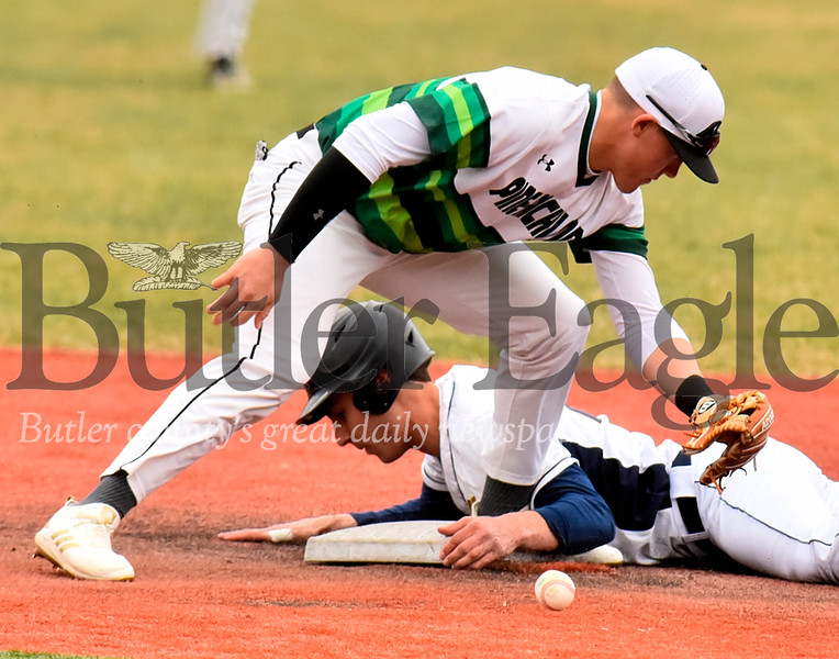 BUTLER KELLY PARK MARS PR PINE-RICHLAND BASEBALL SPORTS