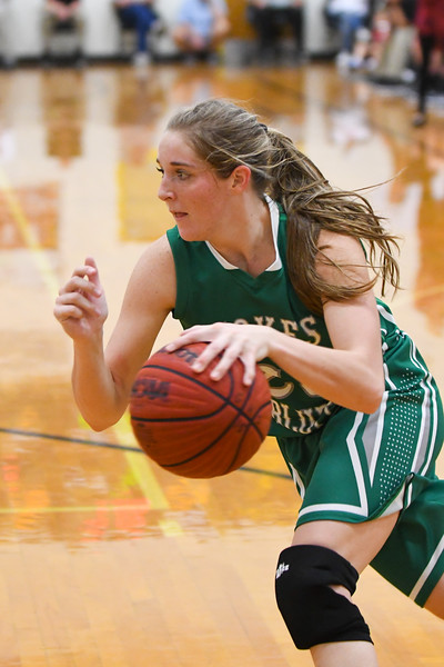 Hokes Bluff Lady Eagles v. Southside, January 20, 2017