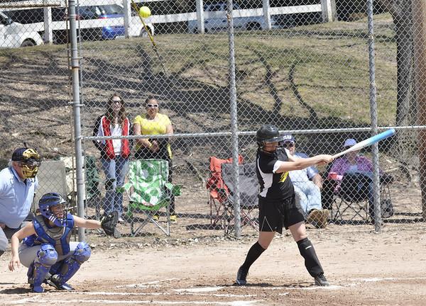 Monticello vs. Fallsburg Softball Tourney Consolation Game