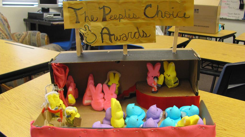 . The Peeple\'s Choice Awards- Emma Bickford (13), Bergen Ellis (13), Jessie Roberts (14)                                                   Windsor Charter Academy