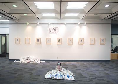 041318 Squishy Rat Ratastrophy Art Exhibit