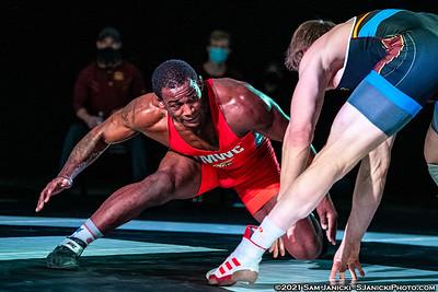 97kg - Cox def Zillmer - FloWrestling Adeline Vs Tamyra Event - 1-9-21