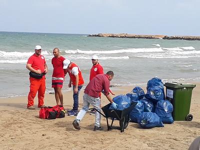 Beach Clean Up Campaign