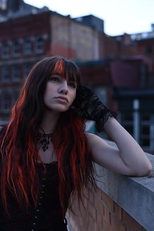 Jess w Dapne downtown