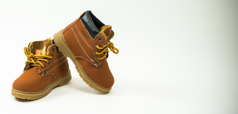 2016 November Amazon Product Review Poppin Kicks Boy Girl Soft Toe Waterproof PU Leather Insulated Winter Snow Boots-2670-5.jpg
