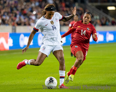 US Women's National Team vs Panama 1-31-2020