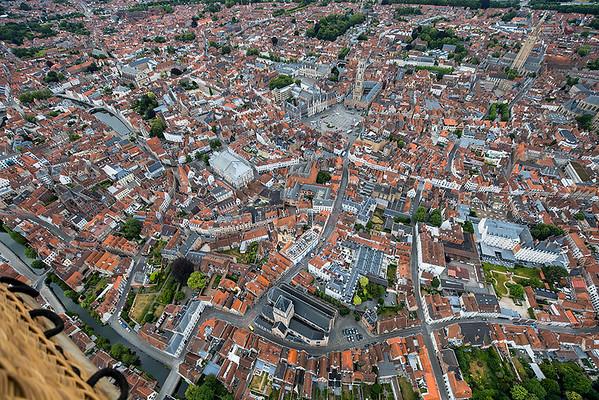 Frankfurt To Bruges