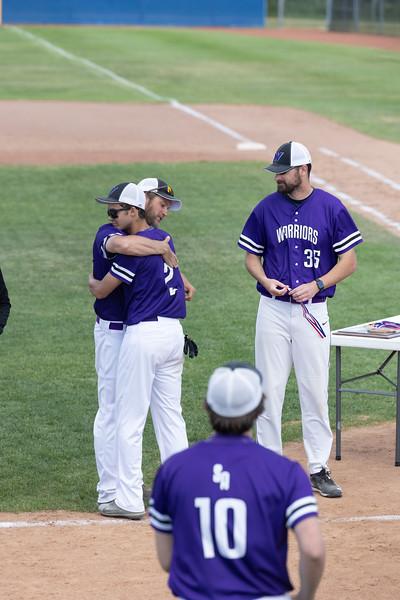 SA Boys Varsity Baseball Regional Final Game VS Machias 6/16/21