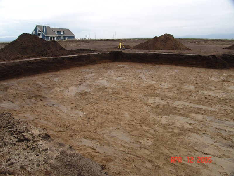 Nice clean dig. The foundation trades will love it.