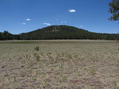 McKays Peak, Peak 9387, Boundary Butte & Peak 9203 - Jun. 8, 2013