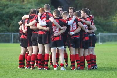 Cheltenham Rugby V Reading - 9th November 2013