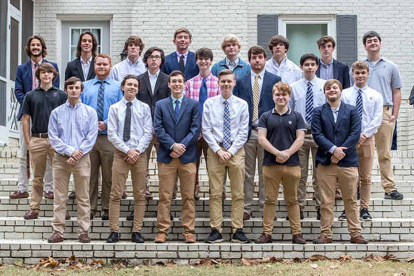 2020 Senior Class Pictures