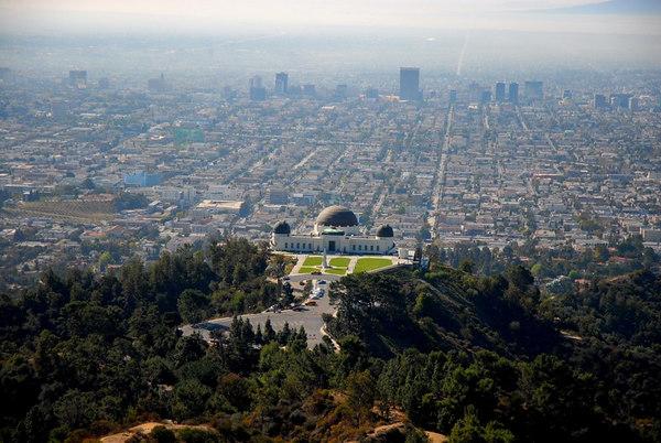 Griffith Park in Los Feliz
