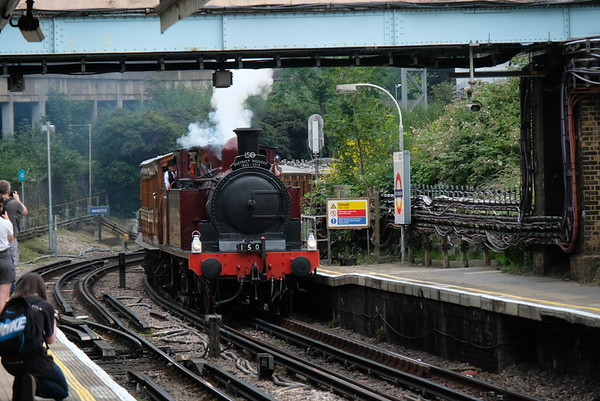District Railway 150
