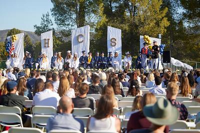 2021 Hillcrest Christian Graduation Ceremony