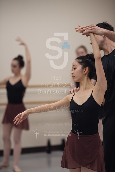 In-Studio Dress Rehearsal