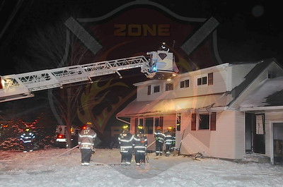 West Islip F.D. Signal 13 694 Everdell Ave. 1/4/14