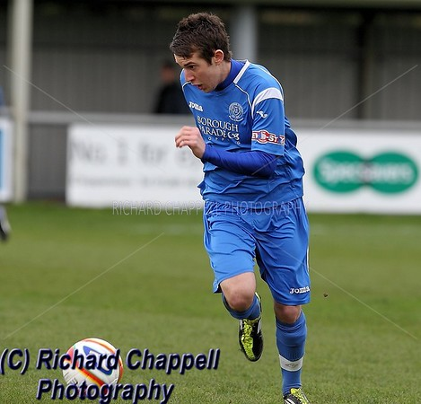 CHIPPENHAM TOWN V HITCHIN TOWN MATCH PICTURES